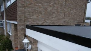 flat roof replacement Chiswick