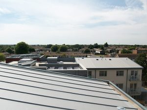 flat roofing contractors Slough